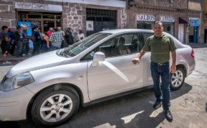 Nuestro conductor está listo para ayudarlos a explorar Michoacán